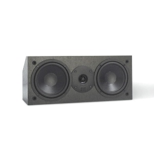 "Dual 6.5"" 2-Way 8Ω 100W RMS Center Channel Speaker (EACH)"
