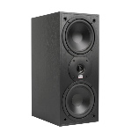 "MTX Residential Dual 6.5"" 2-Way 8Ω 100W RMS Bookshelf Speaker (PAIR)"