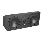 "MTX Residential Dual 6.5"" 2-Way 8Ω 100W RMS Center Channel (EACH)"