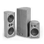"MTX Residential Dual 4"" 2-Way 8Ω 100W RMS Multi Purpose Loudspeaker"