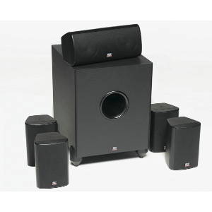 5.1 Subwoofer/Satellite Speaker System
