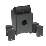 MTX Residential 5.1 Subwoofer/Satellite Speaker System