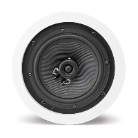 "Single 6.5"" 2-Way 8Ω 40W RMS In-Ceiling Loudspeakers (PAIR)"
