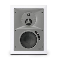 "Single 6.5"" 3-Way 8&#937; 100W RMS In-Wall Loudspeaker (PAIR)"
