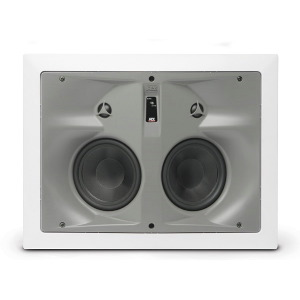 "Dual 5.25"" 2-Way 8Ω 125W RMS Bi-Pole/Di-Pole In-Wall Surround Loudspeaker (PAIR)"