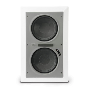 "Dual 8"" 8Ω 200W RMS In-Wall Subwoofer (EACH)"