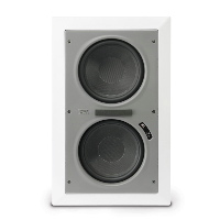 "Dual 8"" 8&#937; 200W RMS In-Wall Subwoofer (EACH)"