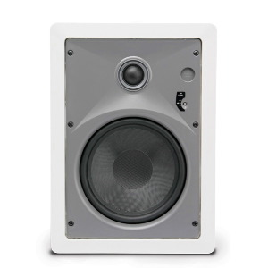 "Single 6.5"" 2-Way 8Ω 60W RMS In-Wall Loudspeaker (PAIR)"