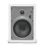 "MTX Residential Single 6.5"" 2-Way 8Ω 60W RMS In-Wall Loudspeaker (PAIR)"