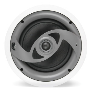 "Single 8"" 2-Way 8Ω 80W RMS In-Ceiling Loudspeaker (PAIR)"