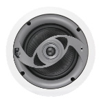 "MTX Residential Single 6.5"" 2-Way 8Ω 60W RMS In-Ceiling Loudspeaker (PAIR)"