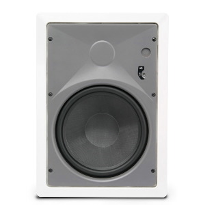 "Single 8"" 8Ω 100W RMS In-Wall Subwoofer (EACH)"