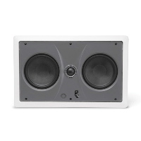 "Dual 5.25"" 2-Way 8&#937; 100W RMS In-Wall LCR Loudspeaker (EACH)"