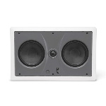 "MTX Residential Dual 5.25"" 2-Way 8Ω 100W RMS In-Wall LCR Loudspeaker (EACH)"