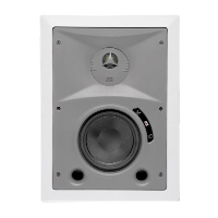 "Single 6.5"" 2-Way 8&#937; 60W RMS In-Wall Enclosed Loudspeaker (PAIR)"