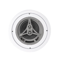 "Single 6.5"" 2-Way 8Ω Stereo Input In-Ceiling Enclosed Loudspeaker (EACH)"