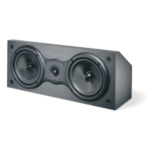 "Dual 6.5"" 8Ω 100W RMS Center Channel Speaker"