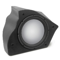 "Single 10"" Unloaded Enclosure for Chevrolet Camaro 1993-2002"