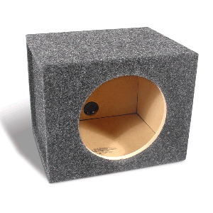 "Single 10"" Subwoofer Enclosure"