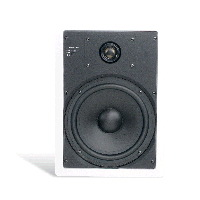 "Single 6.5"" 2-Way 2Ω 55W RMS In-Wall Loudspeaker (each)"