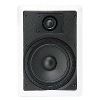 "MUSICA M625W  6.5"" 2-Way In Wall Loudspeaker"