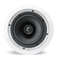 "Single 6.5"" 2-Way 8&#937; 60W RMS In-Ceiling Loudspeaker (PAIR)"
