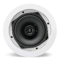 "Single 5.25"" 2-Way 8&#937; 40W RMS In-Ceiling Loudspeaker (PAIR)"