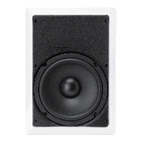"Single 8"" 8Ω 100W RMS In-Wall Subwoofer"