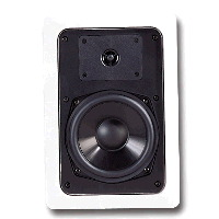 "Single 5.25"" 2-Way 8Ω 45W RMS In-Wall Loudspeakers (PAIR)"