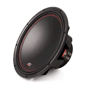"55 Series 12"" Dual 2&#937; 400W RMS Subwoofer"