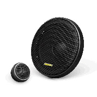 "6.5"" 2-way 4Ω 50W RMS Separate Speakers"