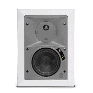 "5.25"" 2-Way 8Ω 35W RMS In-Wall Speaker (PAIR)"