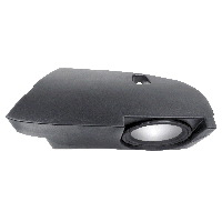 "Single 10"" Unloaded Enclosure for Volkswagen Beetle 1998-2010"