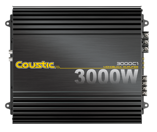 Picture of 650-Watt RMS Mono Block Class D Amplifier