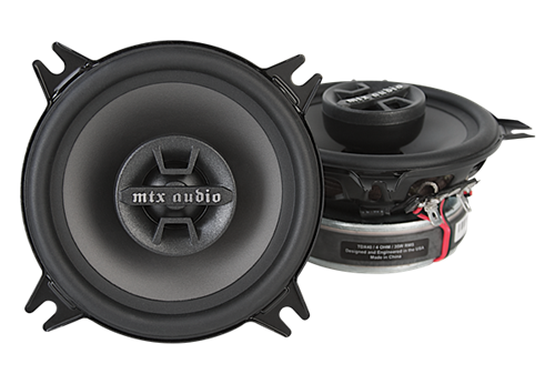 "TDX40 4"" Coaxial Speaker Pair"