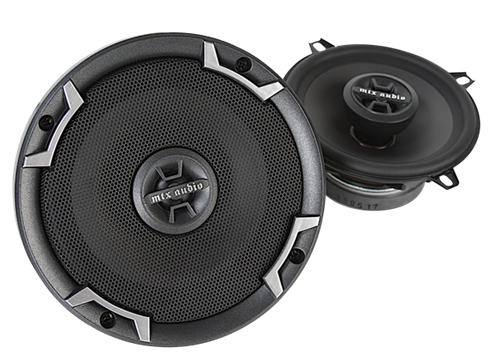 "TDX52 5.25"" Coaxial Speaker Pair"