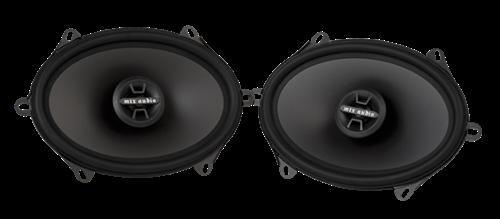 "TDX68 6"" x 8"" Coaxial Speaker Pair"