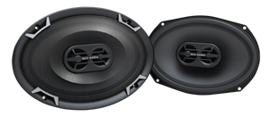 Picture of TDX Series TDX693 6 inch x 9 inch 3-Way 100W RMS 4Ω Coaxial Speaker Pair
