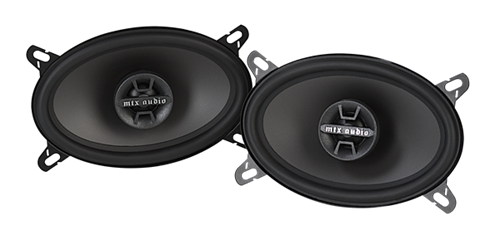 "TDX46 4"" x 6"" Coaxial Speaker Pair"