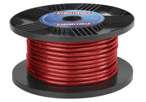 Psx050c Streetwires 1 0 Awg Cca Power Wire 50ft Clear Mtx Audio Serious About Sound