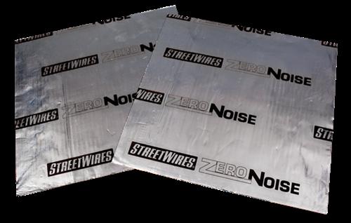 Picture of MTX StreetWires ZNSDDOOR ZeroNoise Sound Dampening Mat Door Kit
