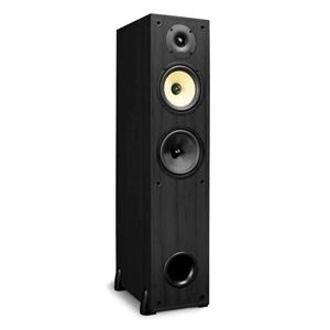 Picture of DCM TP Series TP260-B Dual 6.5 inch 3-Way 150W RMS 8 Ohm Tower Speaker