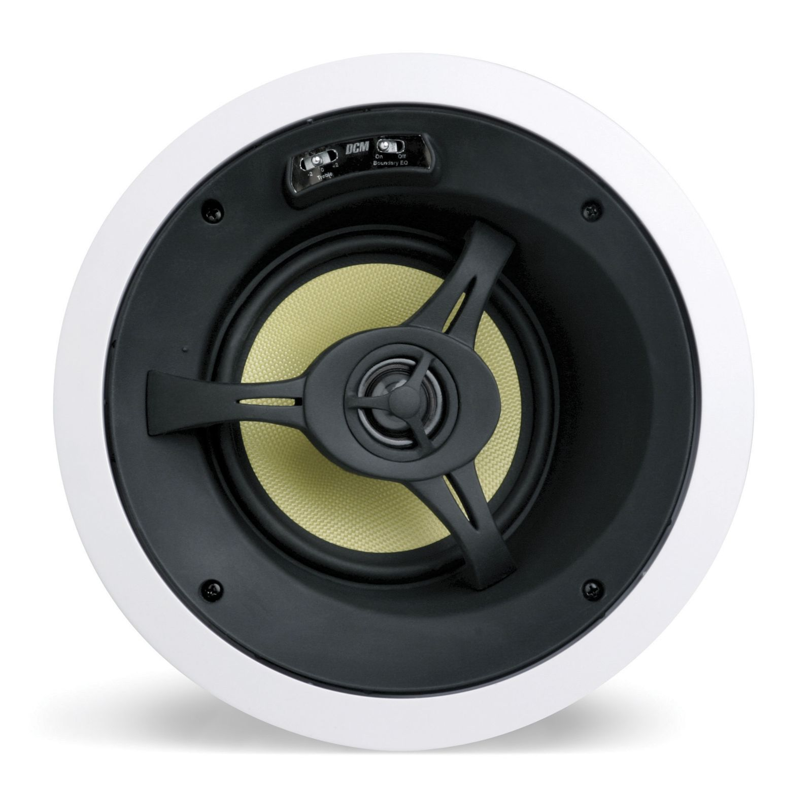 Picture Of Dcm Tfe630lcr 6 5 Inch 100w Rms Angled In Ceiling Loudspeaker