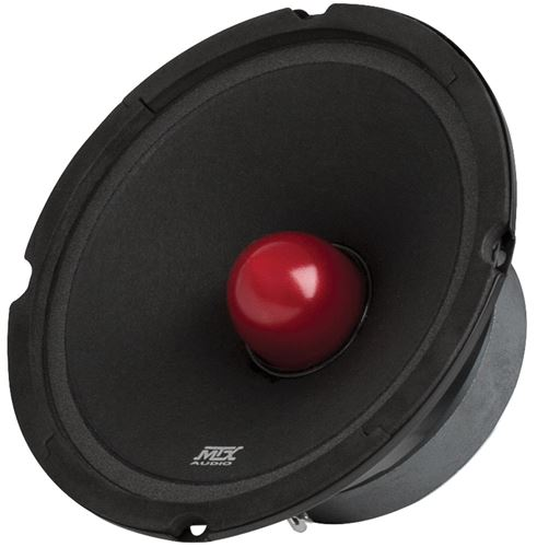 RTX658 Car Midbass Speaker Front Angle