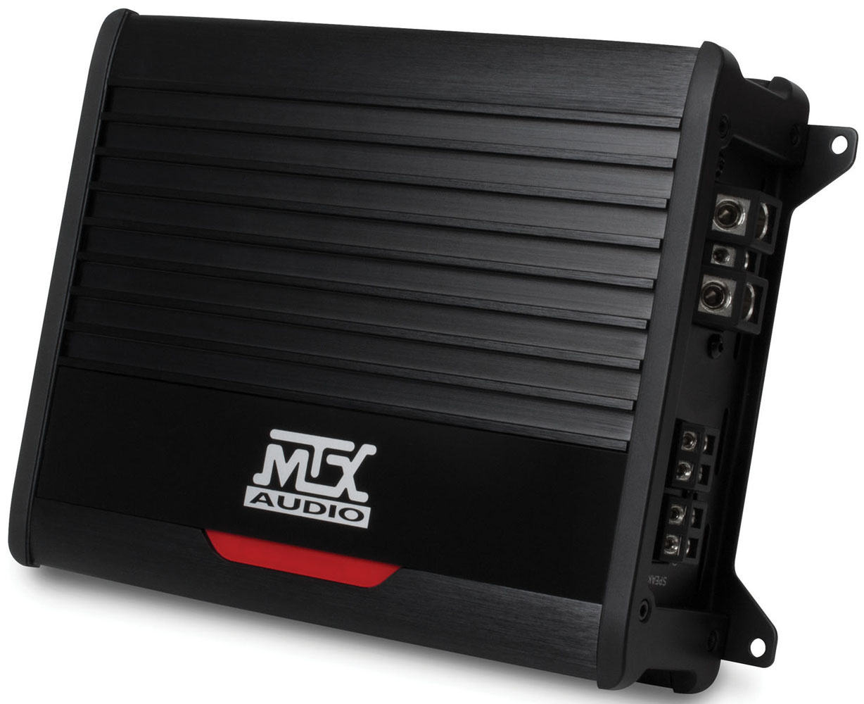 Thunder Series 500 Watt Rms Class D Mono Block Amplifier Mtx Audio 800w Circuit The Power Ideal For Home Serious About Sound