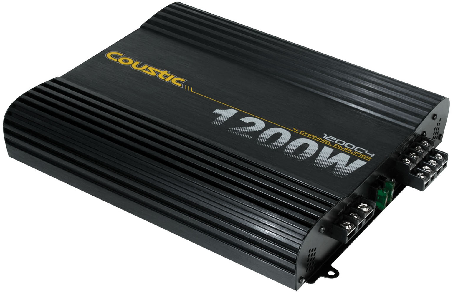 MTX Audio 1200C4 Coustic Car Amplifier