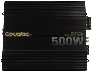 Picture of 320-Watt RMS 4-Channel Class A/B Amplifier