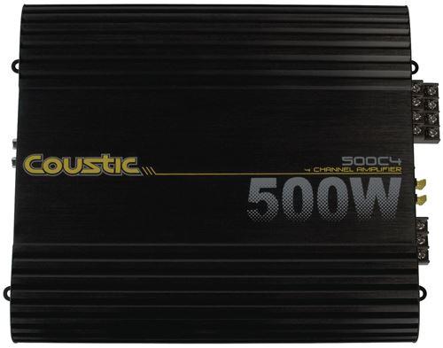 Picture of 320-Watt RMS 4-Channel Class A/B Amplifier