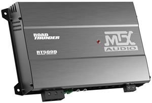 Picture of RoadThunder RT500D 1000W Peak Mono Block Class D Amplifier