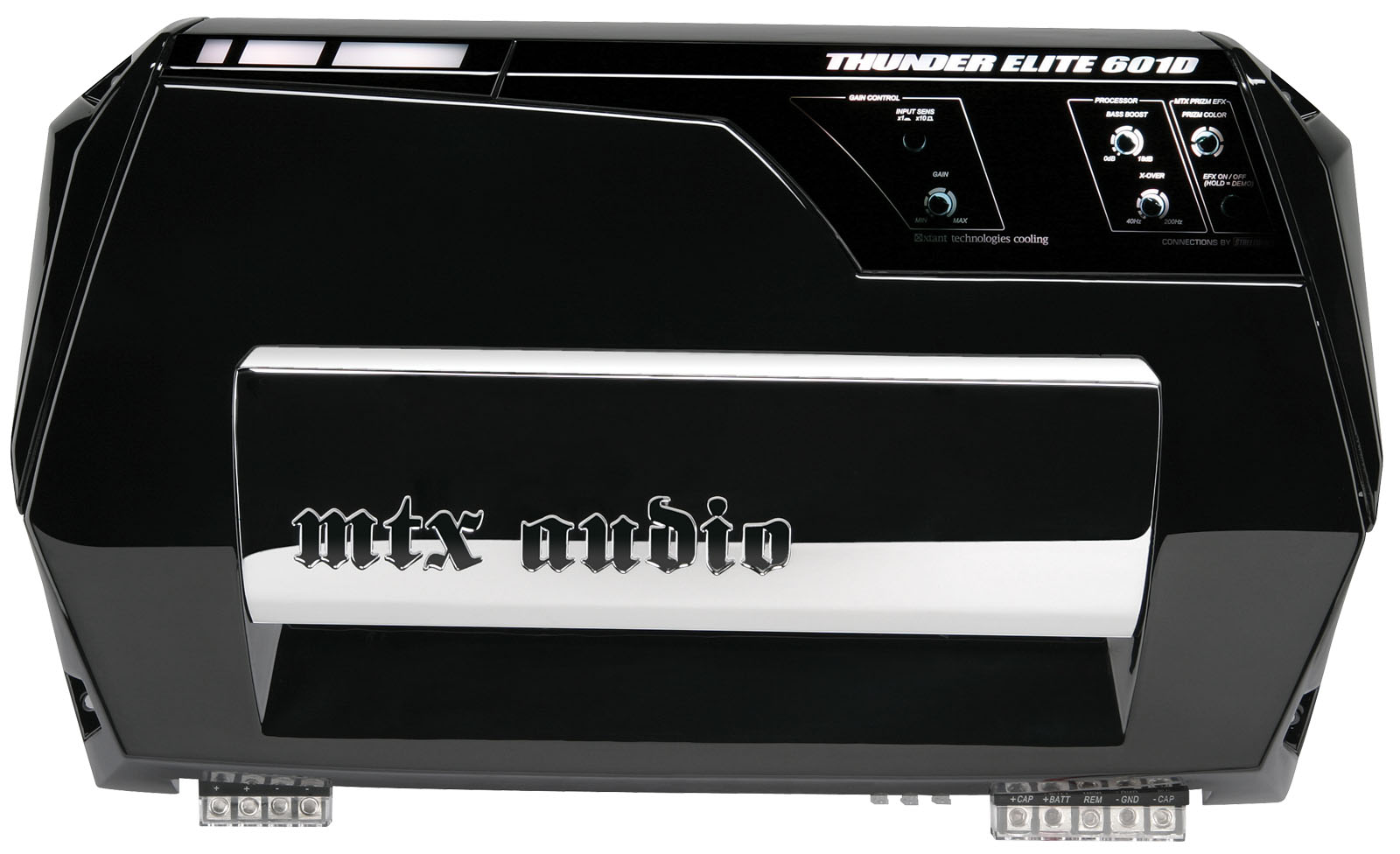 Thunder Elite 600-Watt RMS Mono Block Class D Amplifier | MTX Audio -  Serious About Sound®
